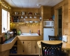 Vermont Tree Cabin - Kitchen