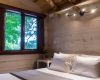 Treehouse bedroom