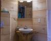 Vermont Tree Cabin - Tree House Interior Bathroom