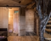 Vermont Tree Cabin - Tree House Interior